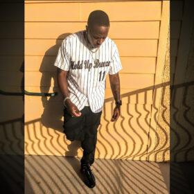 Custom White Black Strip Black-Gray Baseball Jersey photo review